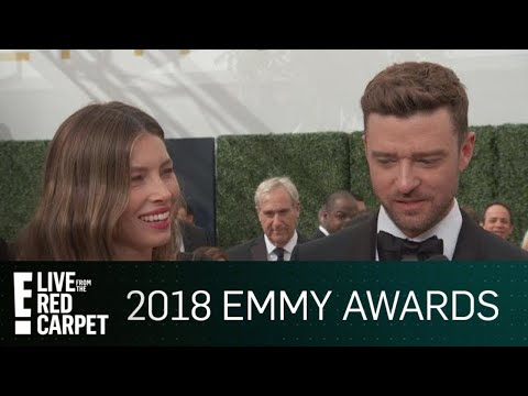 "Justin Timberlake's ""Obnoxious"" Plan for Jessica Biel's Emmy 