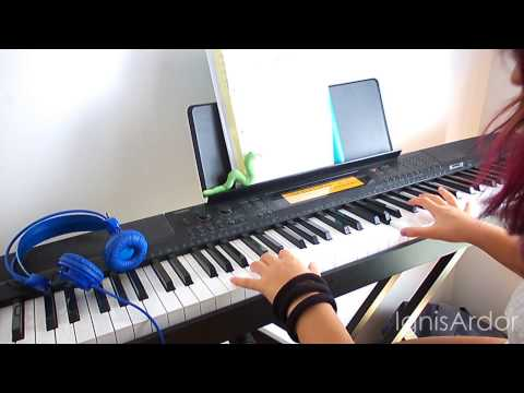 【Adventure Time】  Theme Song  Piano  W SHEET MUSIC!