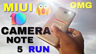 MIUI 10 CAMERA INSTALL In Redmi Note 5    Without Root
