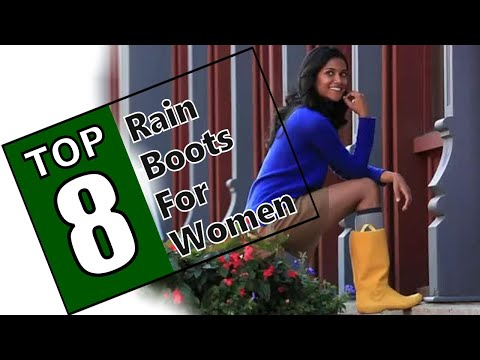 ⛺Best Rain Boots For Women 2020 Buying Guide