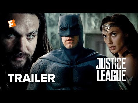 Justice League Official Comic-Con Trailer (2017) - Ben Affleck Movie