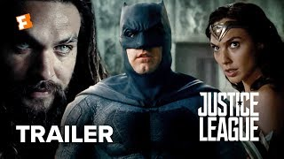 Justice League Official Comic-Con Trailer (2017) - Ben Affleck Movie thumbnail