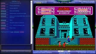A Nightmare On Elm Street - Netplay Session - Nightmare On Elm Street (NES) - User video