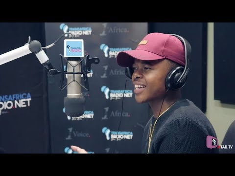 SA Rapper Kid Tini Talks Signing To Ambitiouz On The Re Up With Ntokozo Botjie & Sheila Ndikumana