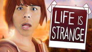 O início de tudo... E TRETA NO BANHEIRO!!! | Life is Strange #01 (Episódio 1)