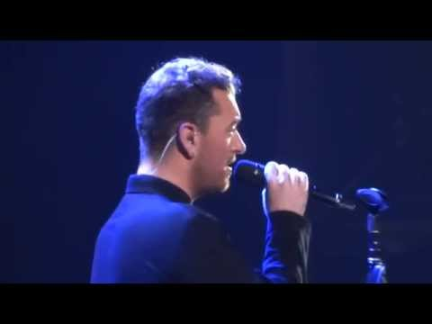 Sam Smith - Not In That Way / Can't Help Falling In Love 7-21-15 Tampa, FL