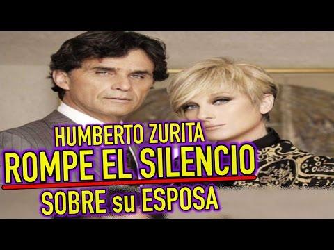 Humberto Zurita ROMPE EL SILENCIO sobre LA SALUD de su ESPOSA CHRISTIAN BACH