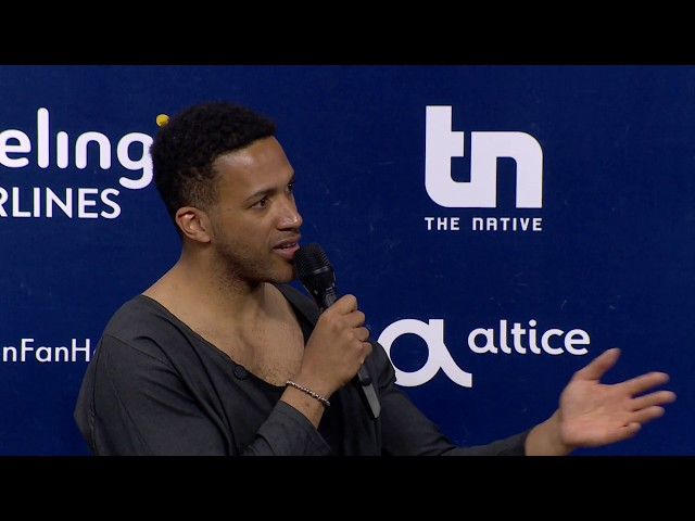 Cesár Sampson | Áustria | Press Conference | Eurovisão 2018