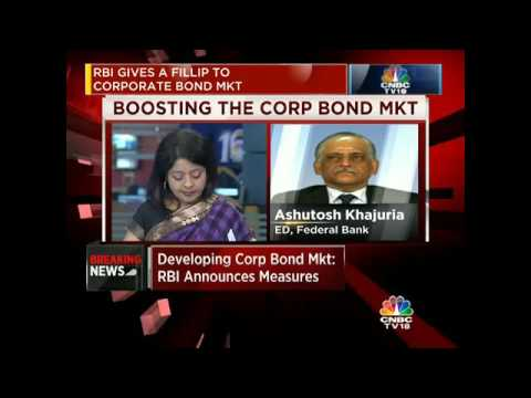 RBI Announces Corporate Bond Market Measures