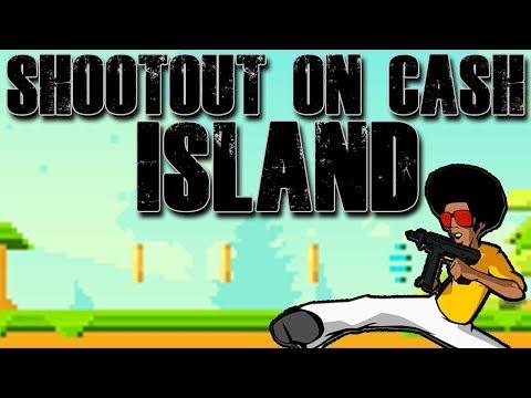Shootout on Cash Island - Gameplay Android et iOS (iPhone / iPad) par KickMyGeek