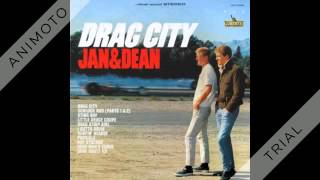 JAN AND DEAN drag city Side One 360p