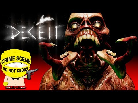 Deceit Tips - Shoot the FIRST person you see! (Deceit Funny Moments)