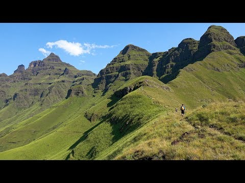 Drakensberg, South Africa in 4K Ultra HD