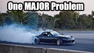 LS Miata's FIRST DRIFT EVENT! Things DID NOT Go as Planned...