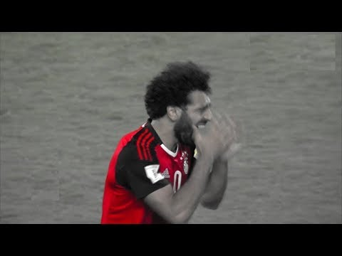 """The Hardest 7 minutes in the history of Mohamed Salah""""Egypt vs Congo""""World Cup qualifying 2018"""