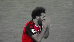 "The Hardest 7 minutes in the history of Mohamed Salah""Egypt vs Congo""World Cup qualifying 2018"