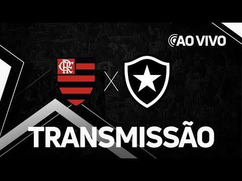 AO VIVO | FLAMENGO X BOTAFOGO | CAMPEONATO BRASILEIRO