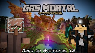 Gas Mortal lTrailerl Mapa de aventura 1.8