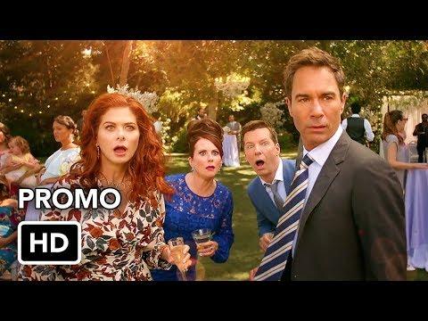 """Will & Grace Season 10 """"Married"""" Promo (HD)"""