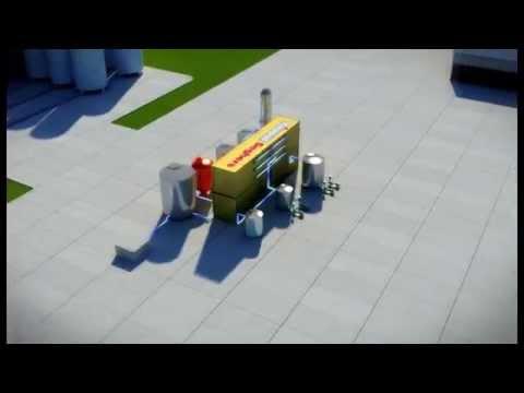 Keppel   Memstil Desalination Process
