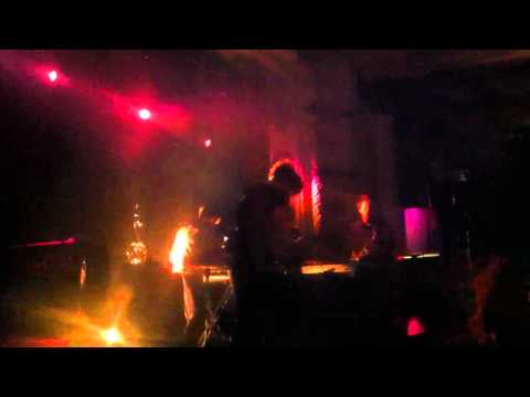 Nicolas Jaar - Wouh live at the Metro Chicago 03/24/12