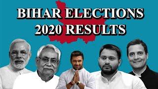 बिहार विधानसभा चुनाव: शुरुआती रुझानों में NDA और महागठबंधन के बीच कांटे की टक्कर