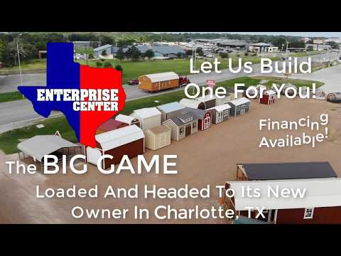Introducing The Big Game Cabin From Enterprise Center