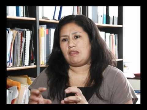 Entrevista a Katia Romero de la OIT parte2