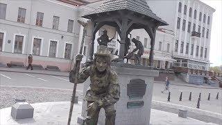 видео Путешествие в город Минск — Беларусь