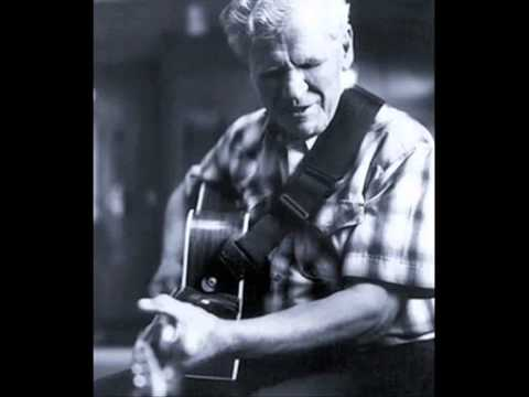 Doc Watson - Down In The Valley To Pray (with lyrics)