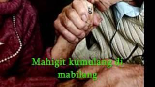Kasama kang tumanda - Grow old with you ( Tagalog Version).wmv