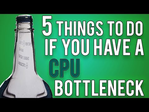 How CAN you improve a CPU BOTTLENECK?