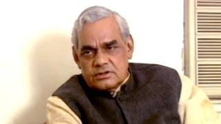 What Atal Bihari Vajpayee Said to NDTV About Babri Masjid Demolition (Aired: 1992)