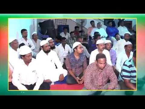 Qawwali of Moin Dilshad Mahmoodi In Nizamabad [part 1]