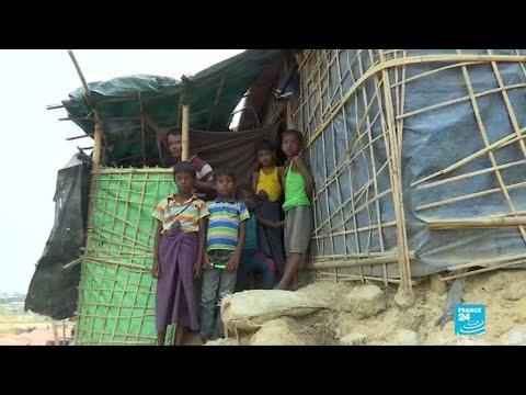 Myanmar: un año de tragedia rohingya