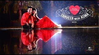 Indian pre wedding video 2k18 | Tanveer & Asma | Nilam Photography