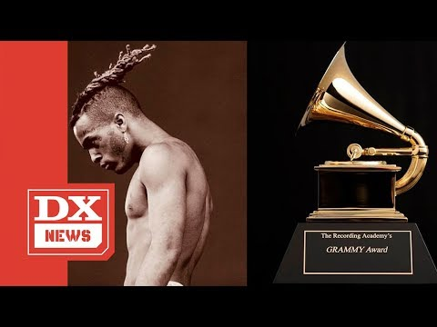 XXXTENTACION Cant Win Best New Artist At The 2019 Grammy Awards