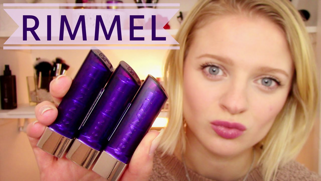 Hydra Rouge À Lèvres Rimmel Youtube Renew 2IWD9EH