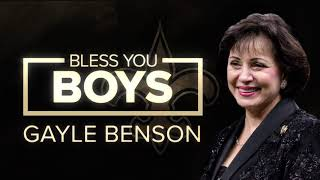 Bless You Boys: Saints game day with owner Gayle Benson