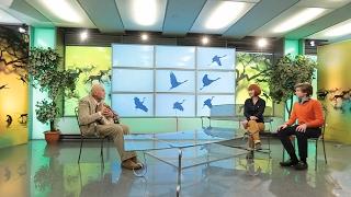 Я на передаче в Мире животных с Николаем Дроздовым :)