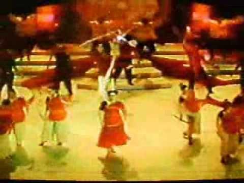 GLYDEL & ISKO CHINESE DANCE