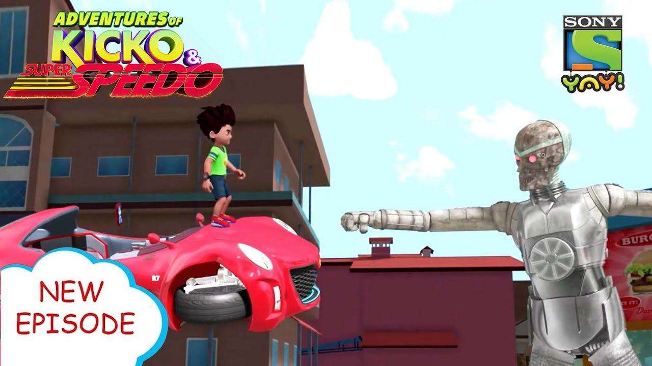 Download होका होका होवेर-मैन का हमला   Adventures of Kicko & Super Speedo   Moral stories for kids in Hindi