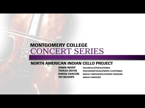 North American Indian Cello Project Concert