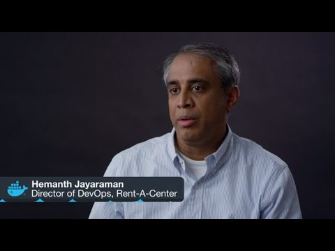 Rent-A-Center Uses Docker To Deliver Their E-Commerce Platform