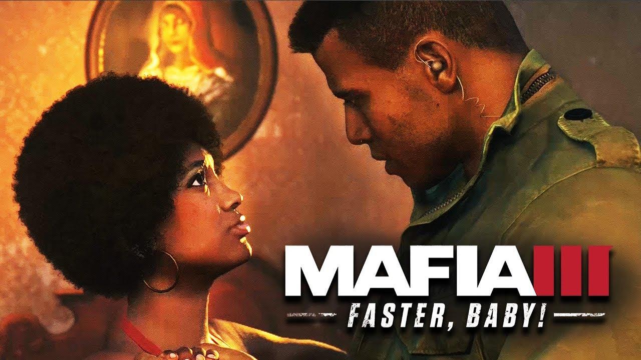 Zagrajmy w Mafia III – Gaz do dechy! DLC – #2 – Pogoń za Chudym! – 4K