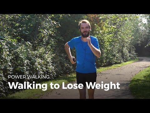 Walking to Lose Weight | Power Walking