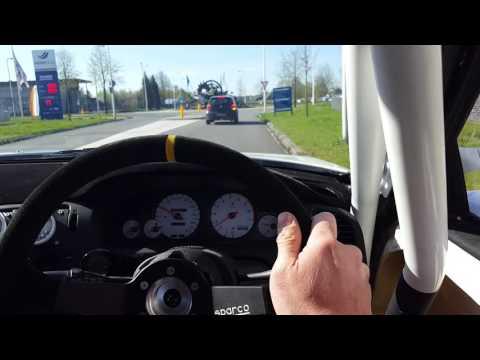 R33GTR 740HP test drive