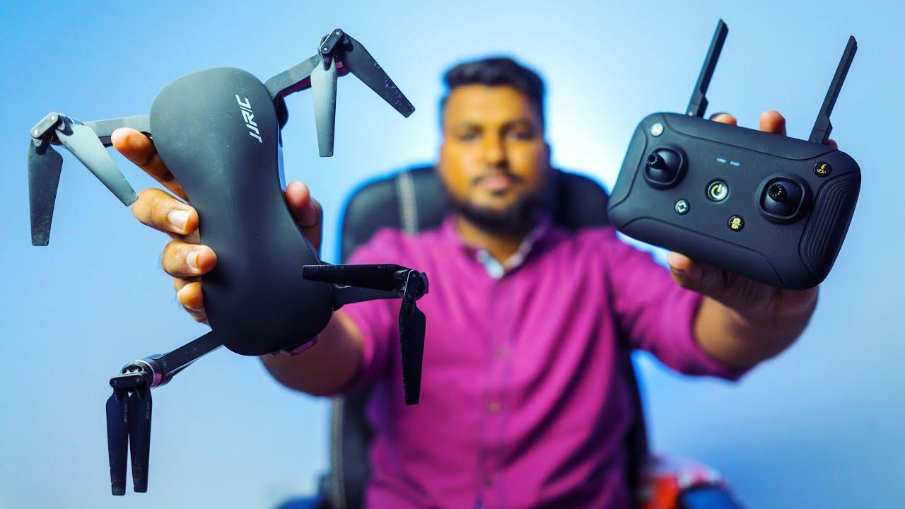 Dji Mavic Air Alternative Jjrc X12 Gps 4k Drone Review In Bangla Youtube