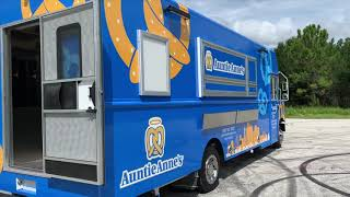 Auntie Anne's Kansas City Food Truck