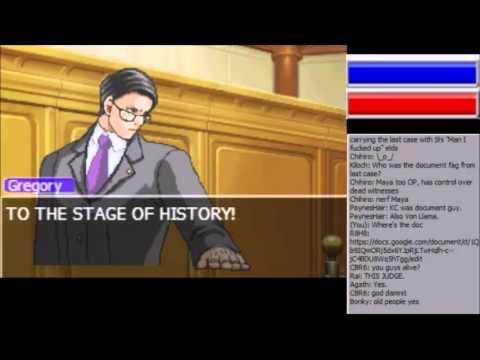 Attorney Online Vidya: Turnabout T-Tassles